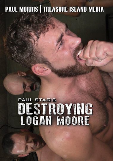 destroying logan moore, paul morris, treasure island media, timfuck, gangbang, bareback, raw, Logan Moore, A.J. Alexander, Dmitry Osten, Dave London, Sebastian Evans, Dominique Kenique, Korar Darver, Felix Strike, Dimi Brutal, Ronnie English, Jonas Jackson, Jay Red, Marso Amor, Isaac Jones, Sergio Moreno, Justin King, Hans Berlin, AJ Addams