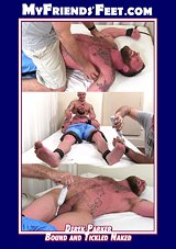 Derek Parker Bound And Tickled Naked