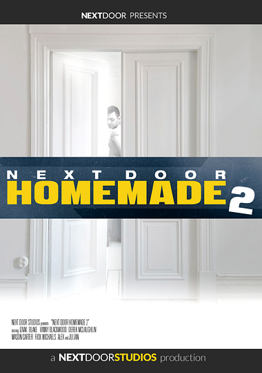 Next Door Homemade 2 Cover Front
