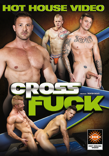Cross Fuck Cover Front