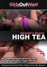 Emerald And Serena High Tea
