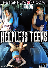 Helpless Teens: Alex Mae