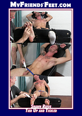 Shawn Reeve Tied Up And Tickled