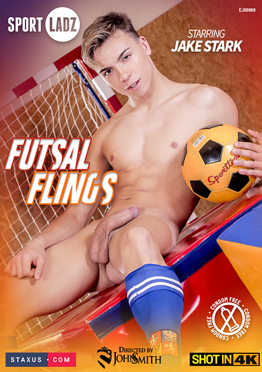 Futsal Flings Cover Front