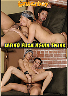 Latino Fuck Asian Twink