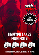 TimmyPH Takes Four Fists