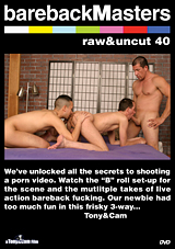 Bareback Masters: Raw And Uncut 40