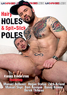 Hairy Holes And Spit-Slick Poles