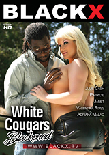White Cougars Blackened
