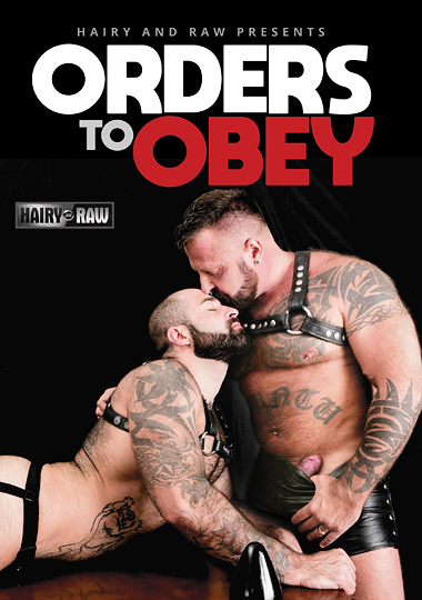 Orders to Obey Cover Front