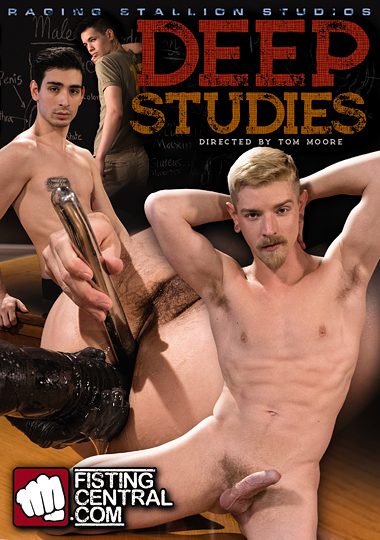 Deep Studies Cover Front