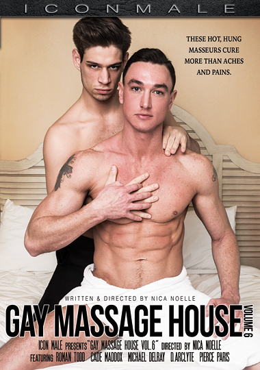 Gay Massage House 6 Cover Front