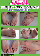 Kalli Delicious And Soft Soles