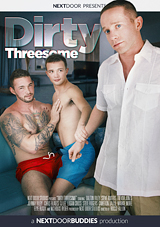 next door, dirty threesome, logan cross, cameron dalile, steve rogers, threeway