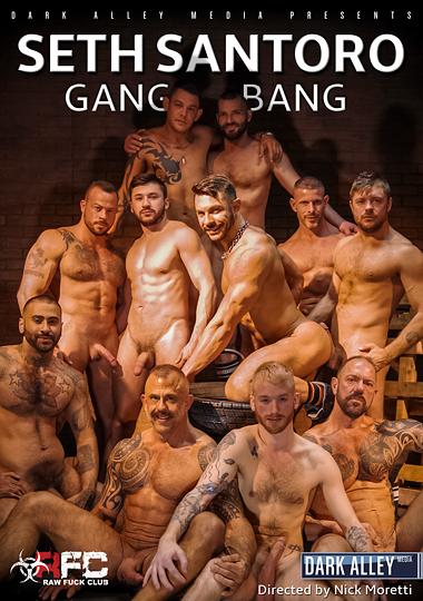 Seth Santoro Gang Bang Cover Front