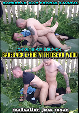 Bareback Exhib With Oscar Wood