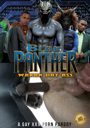 Blak Panther Wakan Dat Ass Cover Front