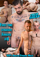 First Time Straight Jerkers 8