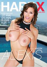 alexis fawx, hard x, interracial, girl, lesbian, anal, dp, double penetration, cherie deville