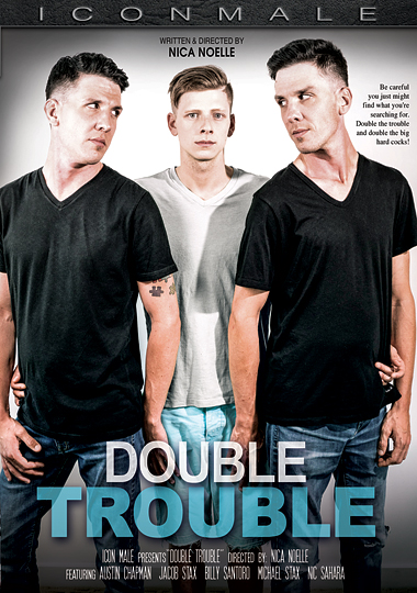 Double Trouble (Icon) Cover Front