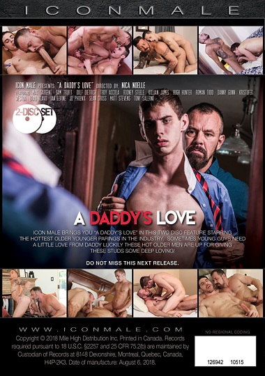 A Daddys Love Cover Back