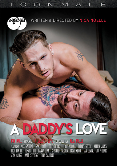 A Daddys Love Cover Front
