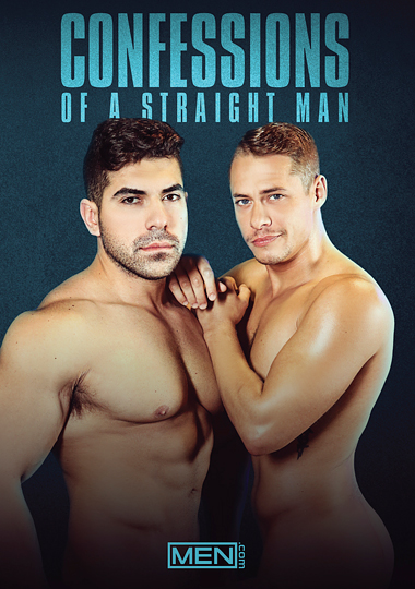 Confessions of a Straight Man Cover Front