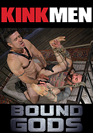 Toned God Teddy Bryce Tied In Rope Bondage And Fucked In The Ass
