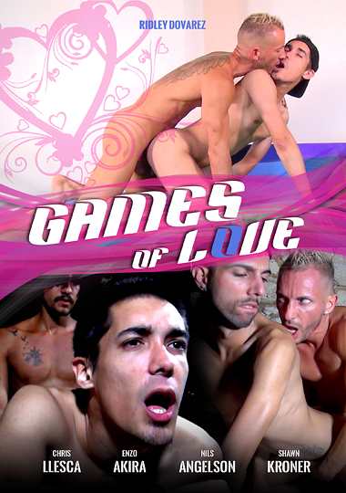 Games of Love Cover Back