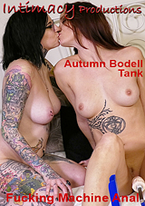 Fucking Machine Anal: Autumn Bodell And Tank