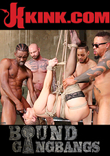Angel Allwood Gang-Banged In Bondage