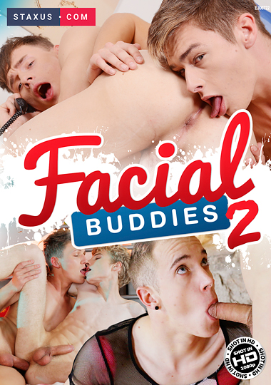 Facial Buddies 2 Cover Front
