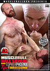 MuscleBull, Dale Savage And Topher Phoenix Raw Threesome