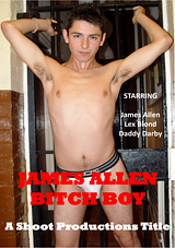 James Allen: Bitch Boy