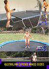 Australian Exposed Naked Dudes