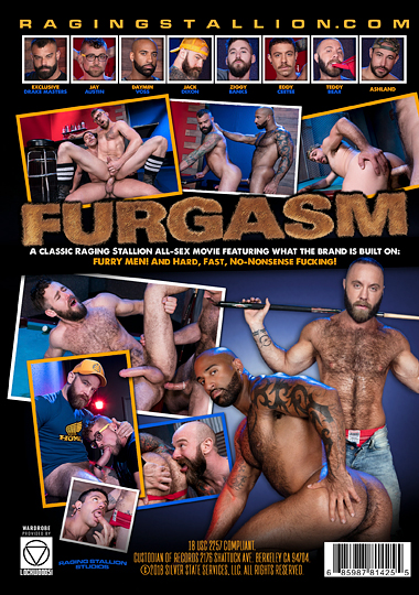 Furgasm Cover Back