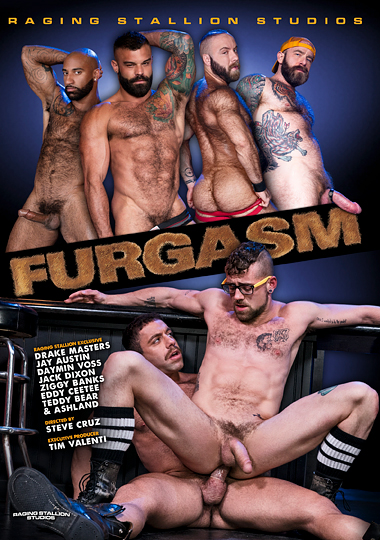 Furgasm Cover Front