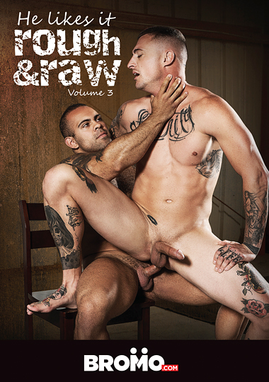 He Likes It Rough and Raw 3 Cover Front