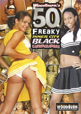 50 Freaky Inner City Black Cheerleaders