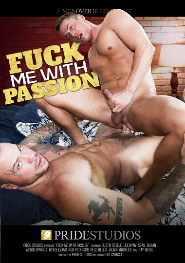 Fuck Me With Passion Cover Front