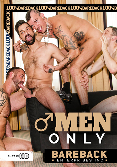 Men Only Cover Front