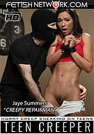 Teen Creeper: Jaye Summers