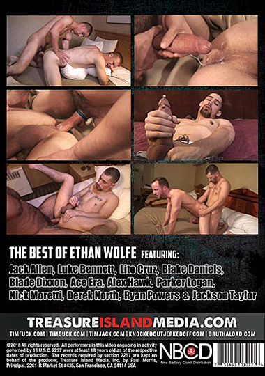 Legendary Stud Ethan Wolfe Cover Back