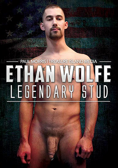 Legendary Stud Ethan Wolfe Cover Front