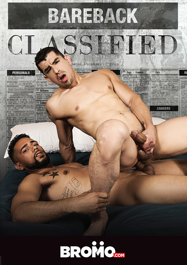 Bareback Classified Cover Front