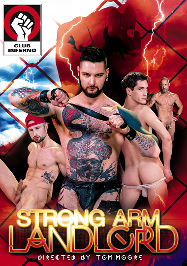 Strong Arm Landlord Cover Front