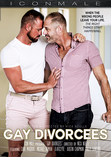 Gay Divorcees Cover Front