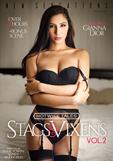 stags and vixens 2, new sensations, gianna dior, fetish, pantyhose, hotwife