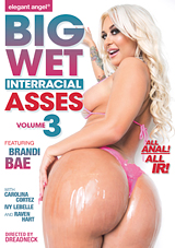 Big Wet Interracial Asses 3
