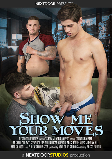 Show Me Your Moves Cover Front